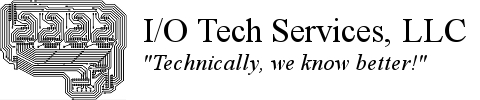 I/O Tech Services, LLC logo
